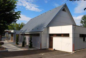 La chapelle St Benoit